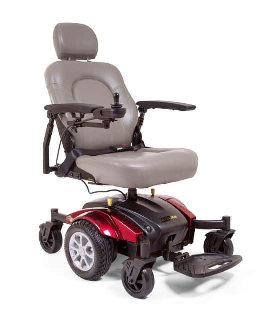 Mid Wheel Drive Power Chairs