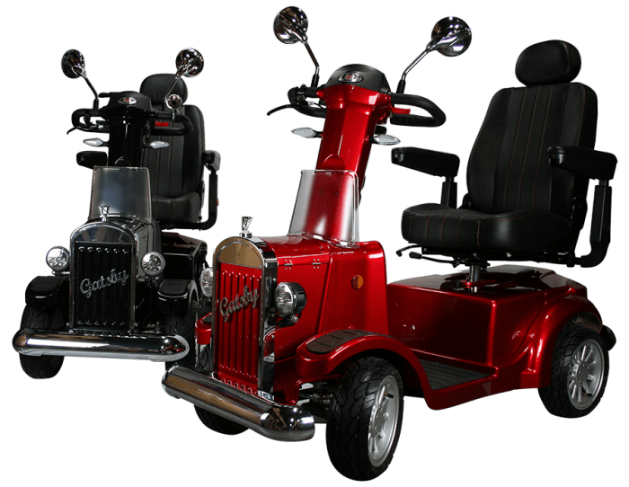 Recreational Scooters