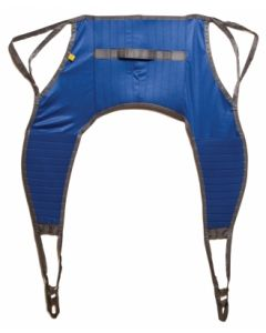 Hoyer Compatible Padded Slings Medium, 500 lbs. weight capacity (Best fit 99-210 lbs)