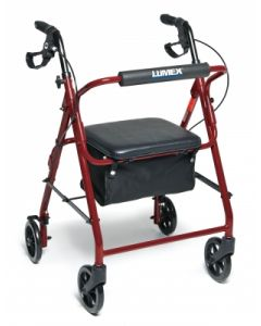 Walkabout Basic Four-Wheel Rollator