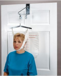 Over the door Cervical Traction Set