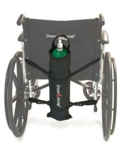 Wheelchair O2 Cylinder Holder Bag