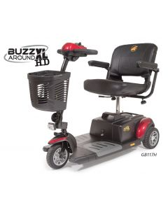 Buzzaround XL 3W-HD
