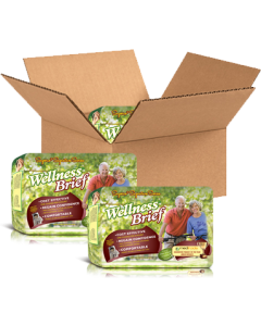 Wellness Brief Superio Series - Case of 3 Pack - Count 54