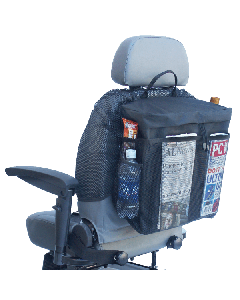 EZ-ACCESSORIES® Scooter and Power Chair Pack
