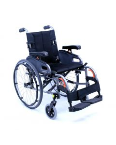reputable site 3111b 80051 Flexx Wheelchair ultra lightweight with quick release axles