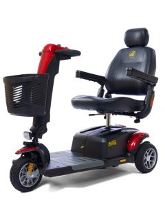 Buzzaround LX Luxury Full Size Portable Scooter 3 Wheel