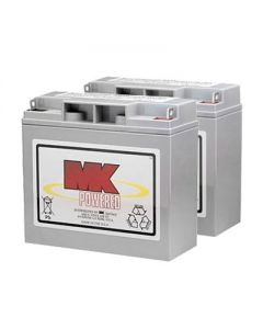MK Battery 12V 17AH Sealed Lead Acid (Pair)