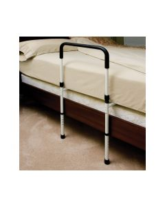 Deluxe Hand Bed Rail with Floor Support
