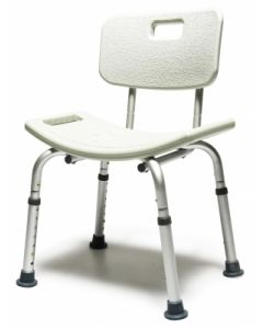 Lumex Platinum Collection Bath Seat With Backrest