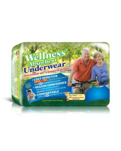 "Wellness Absorbent Underwear (Pull-Ups) - X-Large (40""-60"")"