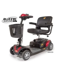 Buzzaround XL 4 Wheel Mobility Scooter