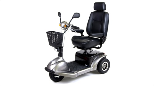 The Five Best Mobility Scooter For The Obese
