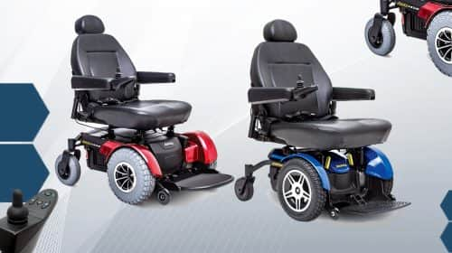 Equip Your Life with Jazzy Power Wheelchairs