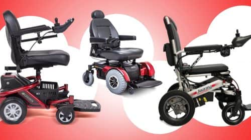 Why Power Wheelchairs are Best for Senior Citizens