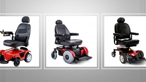 From the Range of Full Size Power Chairs- Pride Jazzy Sport 2