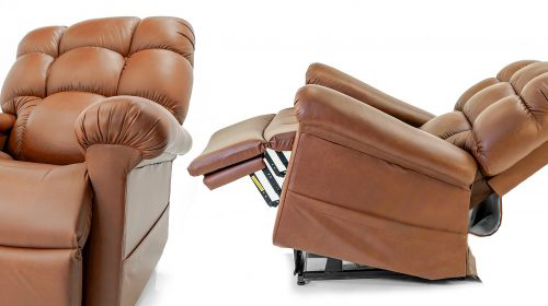 The Maxicomfort with Twilight- The Chair for Endless Comfort