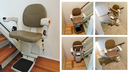 Pilot Stair Lift to Move Safely on Stairs