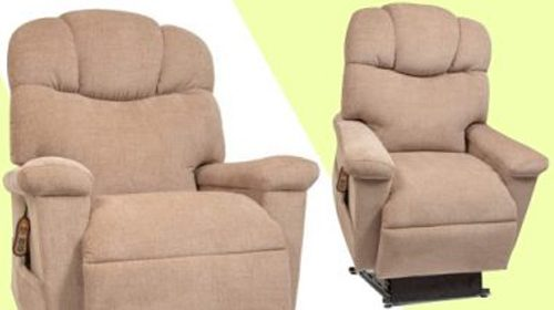Allow Yourself to Relax on Our All New Orion Lift Recliner
