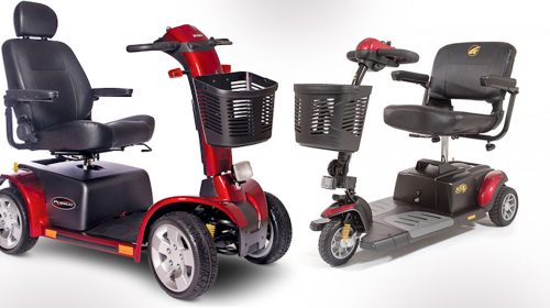 Stay Informed About Our Mobility Power Scooters Rental