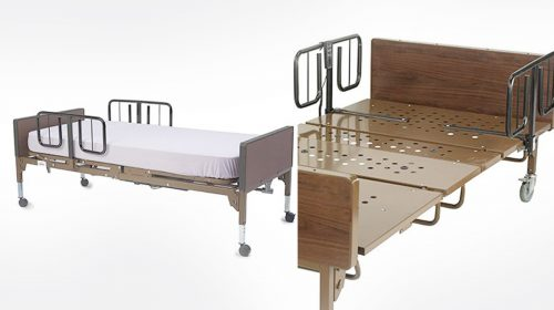 Why Do You Pick a Full Electric Bariatric Hospital Bed?
