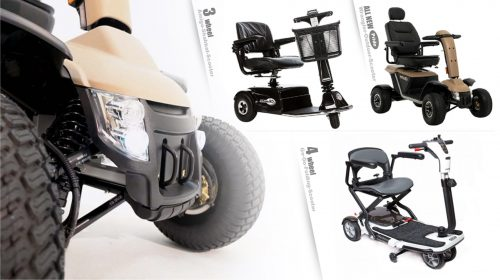 Mobility Scooter for Your Injured Leg