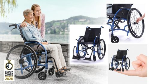 Strongback Mobility Wheelchairs