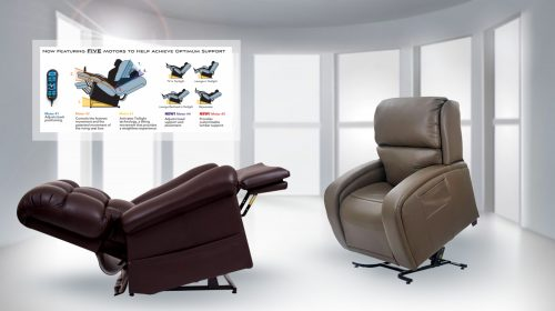 Golden Lift Recliners for the Sleep-Deprived New Moms