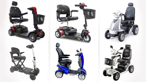Top Benefits of Riding Your Mobility Scooter