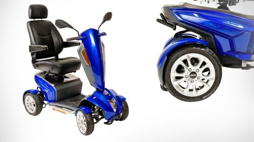 Odyssey GT Mobility Scooter