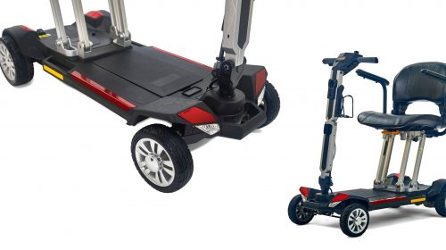 Is Carry-On Scooter the Harbinger of Change?